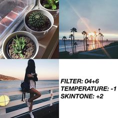 This filter works well with outdoors/plants photos! It's also good for theming too! GET THIS FILTER FOR FREE WITH THE LINK ON MY BIO. TUTORIAL ON @FILTERTEXTURE #vsco#vscocam#vscofilter