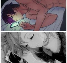 Now this is something i know all girls want their boyfriends to do. Stay on the phone with u until u fall asleep.