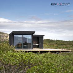 Arkitekttegnet mini hus fra Add a room. Add A Room, Tanke, Mini, Kitchen Appliances, World, Blog, Design, Diy Kitchen Appliances, Home Appliances