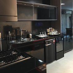 Total Black!!! By VSarquitetura #details #reference #designer #details #decoration