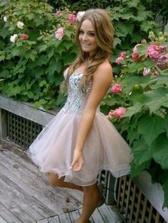 That dress.<3