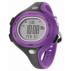 Soleus - Chicked - Watches Available in Black, Purple & White Fashion Brand Sale