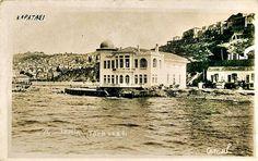 Natali AVAZYAN (NataliAVAZYAN)   Twitter İzmir Karataş.1925 yılında 1.Ulusal mimari akıma göre inşaa edilen Türk ocağı binası.