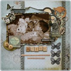 75 Cents Layout Sassy Scrappers 006