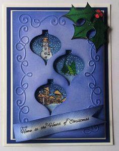 Barnsley Crafter: Heart of Christmas