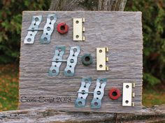 #scenicscript #rustic #sign #barnboard #hoe #diy #homedecor #wood #metal #fun