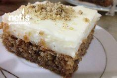Turkish Recipes, Greek Recipes, Cookie Desserts, Dessert Recipes, Pasta Cake, Good Food, Yummy Food, Delicious Desserts, Cake Cookies