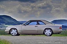Mercedes 300CE: Attraktive Ansichtssache (C124): 90er Coupé in Bestform - Auto der Woche - Mercedes-Fans - Das Magazin für Mercedes-Benz-Enthusiasten