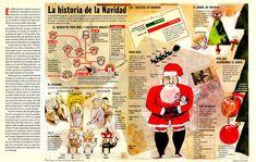 Historia y origen de las tradiciones navideñas