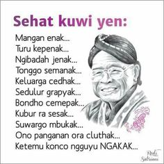 Javanese quotation Quotes Lucu, Jokes Quotes, Funny Quotes, Islamic Inspirational Quotes, Islamic Quotes, Real Quotes, Life Quotes, Positive Quotes, Motivational Quotes