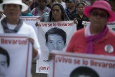 No, no habrá resignación. Así lo dijeron los padres de los 43 estudiantes de la normal rural de Ayotzinapa que fueron desaparecidos desde hace 10 meses. Y no la habrá porque hasta ahora el gobierno de Enrique Peña Nieto no nos ha entregado ningún resultado. Por eso no nos resignamos