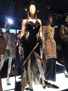 Expo Jean-Paul Gaultier Paris