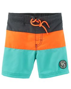Mens Swim Trunks Wolf Earth Quick Dry Beach Board Shorts with Mesh Lining