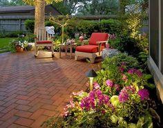 Lovable Florida Backyard Landscape Ideas Florida Backyard Ideas Landscaping Home Design Ideas - Get the best yard landscape design ideas in this post and a Backyard Garden Design, Patio Design, Garden Bed, Dream Garden, Home Design, Amazing Gardens, Beautiful Gardens, Small Flower Gardens, Deco Zen