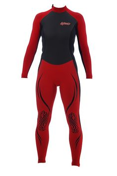 Exceed Ember Womens Long Wetsuit