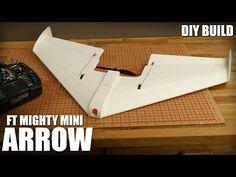 FT Mighty Mini Arrow - DIY Build | Flite Test - YouTube