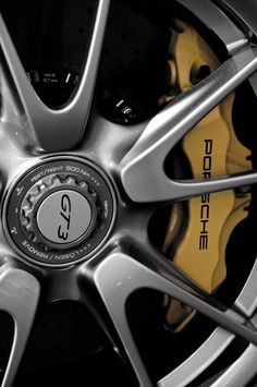 Porsche Calipers gt3 #Rvinyl loves these #Calipers, how about you?