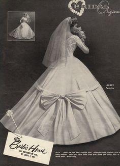 ☆Sharon's Sunlit Memories☆: More Vintage Brides