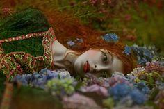 Фотожизнь from Сергей Гуменчук: Волшебные женские образы на фотографиях из уэльски...