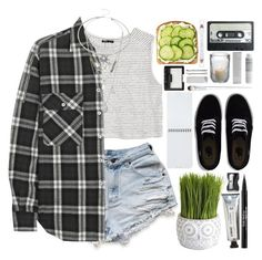 """""""#537 Cozy Sunday"""" by blueberrylexie ❤ liked on Polyvore featuring MANGO, R13, Pier 1 Imports, Patagonia, L:A Bruket, Korres, shu uemura, Monkey Business, Liz Earle and Vans"""
