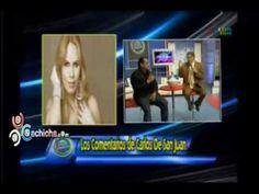 Carlos de San Juan dice que @BrendaSanchez01 es La Abuelita de Las Geisha @mabelhf @Jessica Pereira #Video - Cachicha.com
