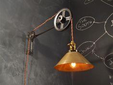 barn pulley light - Google Search piano light