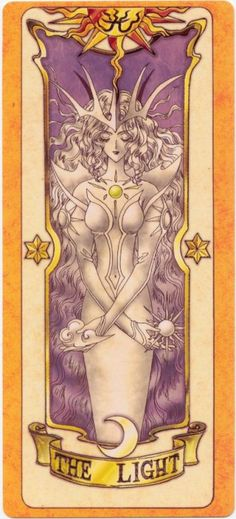 The Clow: The Light Card