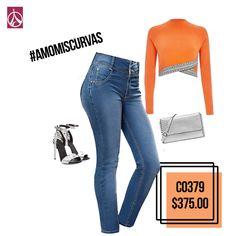 Copia este #Outfit para lucir extra guapa. #PonteEnTedencia con #ParisJeans www.paris-jeans,com