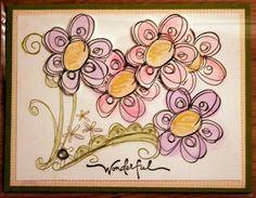 Doodle This Bouquet