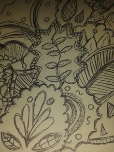 Scribbles ;3