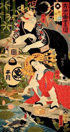 by Hiroshi Hirakawa, Japan  ----------- #japan #japanese