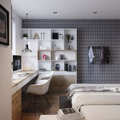 Bedrooms offer the privacy that allows residents to decorate creatively and without fear of being too bold. They're a fun and judgement-free place to explore ne