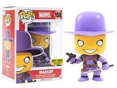Funko Marvel Deadpool Madcap Pop Vinyl Exclusive No.158