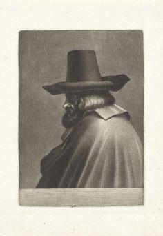 Johann Friedrich Leonard | Portret van Niclaus Weinstein, Johann Friedrich Leonard, 1671 |