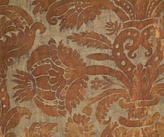 """Fortuny Fabric Patterns 