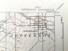 Orwell Ohio Map.12 Best Jefferson Ohio Images Ashtabula County Jefferson Ohio