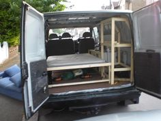 Hanging Bed From Outside Van Sprinter Stuff Pinterest