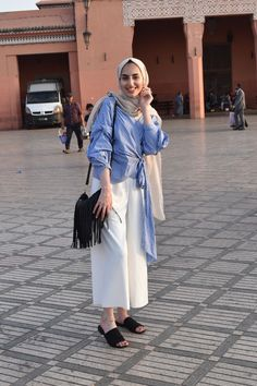 Modest summer fashion: Amira of Modest Mira recommends lightweight cotton and chiffon fabrics