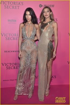 Kendall Jenner Parties With Gigi & Bella Hadid at Victoria's Secret Fashion Show 2016 After-Party!