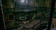 While it may not have had enough narrative depth to satisfy some critics, there is one aspect of Crimson Peak that's hard to deny: It's a beautifully dark visual wonder, featuring what could easily become one of the most memorable haunted houses in movie history. This should come as no surprise to anyone familiar with Guillermo...
