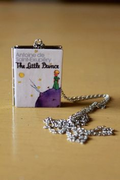 The Little Prince Locket