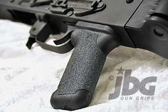 JBG Gun Grip on a Century International Arms AK Rifles, Laser Engraving, Hand Guns, Arms, Cool Stuff, Cool Things, Pistols, Cheat Sheets, Guns