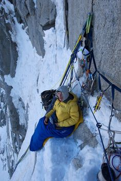 www.boulderingonline.pl Rock climbing and bouldering pictures and news Grandes Jorasses- No