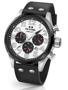 ⌚TW-Steel TW986 Just Lift 48mm Herrenuhr günstig einkaufen: Timeshop24.de Simeon Panda, Cheap Watches For Men, Cheap Shopping, Cheap Deals, Chronograph, Smart Watch, Quartz, Steel, Bracelet Silicone