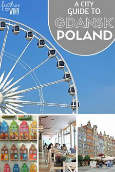 A Complete City Guide to Gdansk Poland