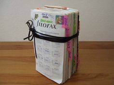nice way to store old pages
