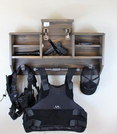 Wall Mounted Duty Gear Rack Double Belt Holder Variant - Real Time - Diet, Exercise, Fitness, Finance You for Healthy articles ideas Police Gear Stand, Police Duty Gear, Warrior Rack, Airsoft Girls, Armas Airsoft, Belt Storage, Belt Hanger, Police Officer Gifts, Police Gifts