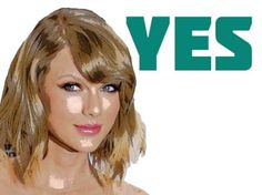 I got: Yes, you are a fan. ! Quiz: Are You Actually a Taylor Swift Fan?!