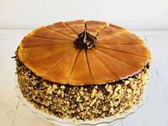 Tort doboș, cel mai bun tort doboș, rețetă veche de familie – Chef Nicolaie Tomescu Romania Food, Food Cakes, Something Sweet, Cheesecakes, Mai, Cake Recipes, Sweet Tooth, Food And Drink, Sweets