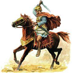 Macedonian Calvary